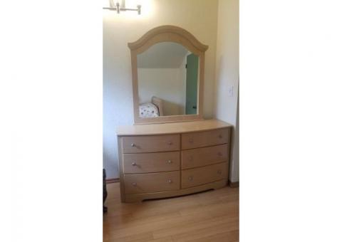 Single bed bedroom set $500 OBO